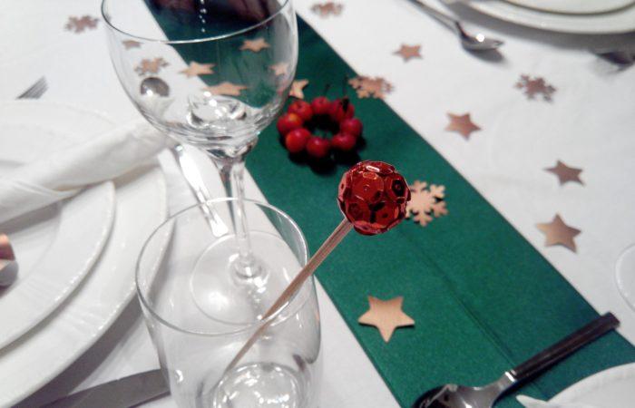 Advent, Advent # Türchen Nr. 24: Weihnachtlicher Tisch