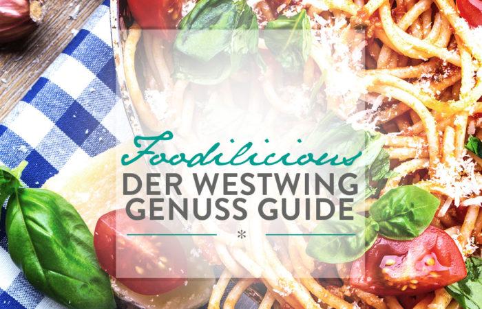 Der neue Genuss Guide – Foodilicious
