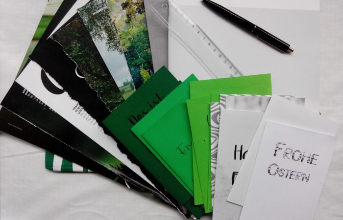 Ostergrüße per Post + Free Printables
