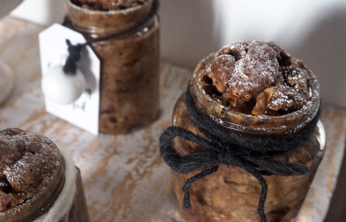 Xmas in a Jar #15: Früchtebrot im Glas