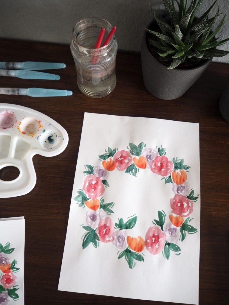 2017-05-skoen-och-kreativ-muttertag-diy-aquarell-flowers (5)