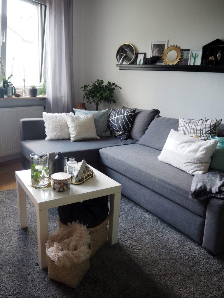 interior} wohnzimmer-update # zartes grün dekorieren | skön och ... - Wohnzimmer Dekorieren Grun