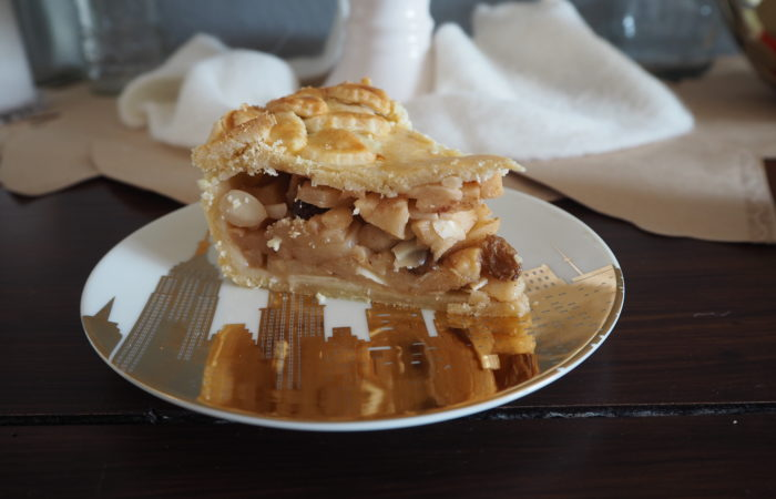 {FOOD} Apple Pie for Fall – mit Pie-Grundrezept