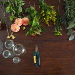 {DIY} Herbstliche Flower Bouquets für den Tisch