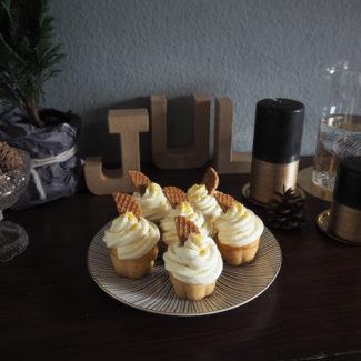 {FOOD} Cake & Cookie Love: Vanille-Sekt-Cupcakes