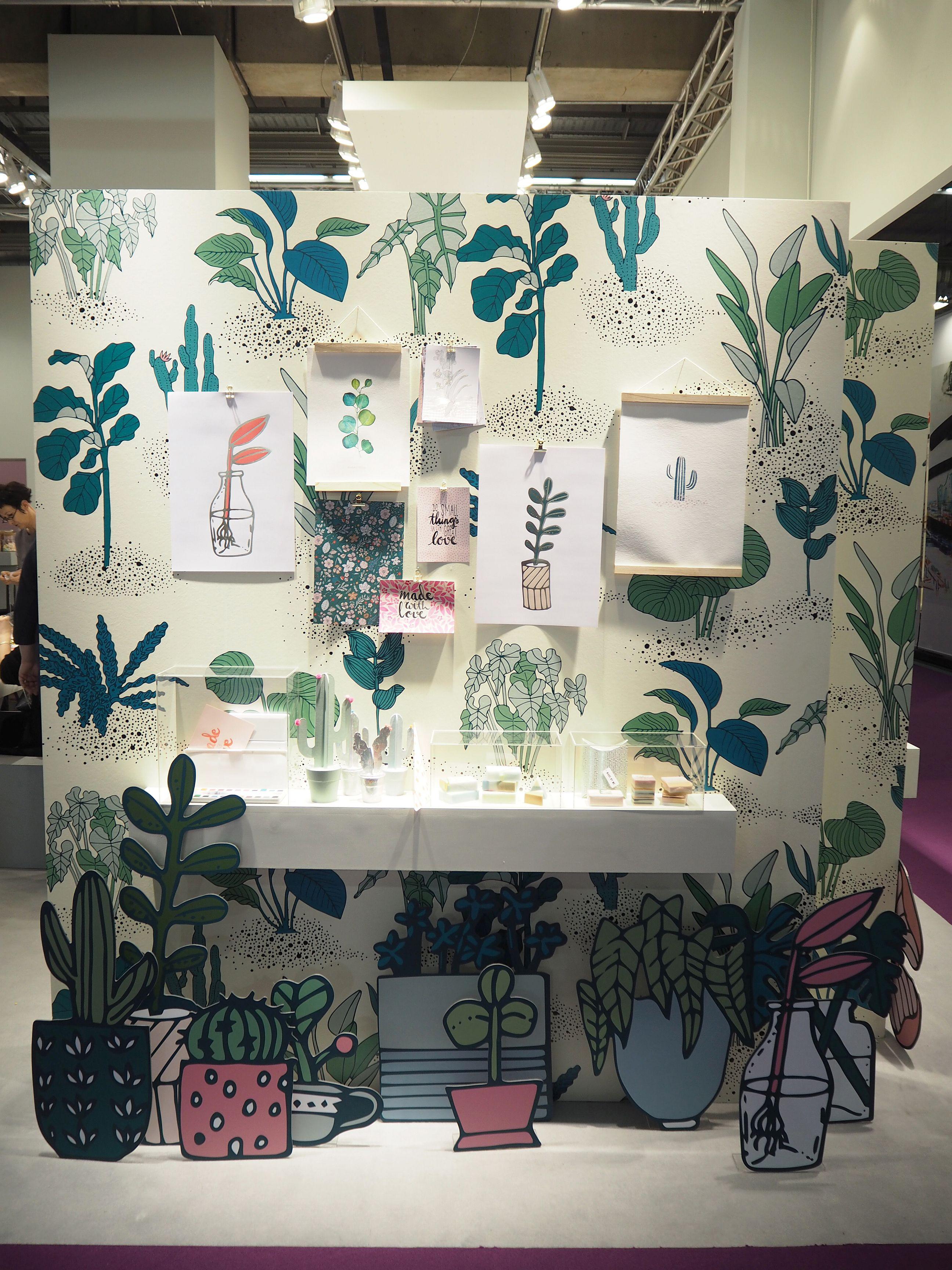 trends der paperworld creativeworld 2018 sk n och kreativ. Black Bedroom Furniture Sets. Home Design Ideas