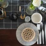 Glad Påsk # Frühlingshafte Tischdeko zum Osterfest