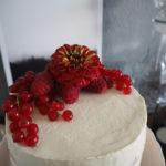 {FOOD} Berry Semi Naked Cake zum Muttertag