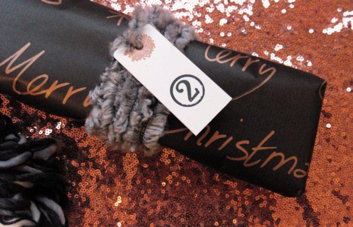 Advent, Advent # Türchen Nr. 2: Geschenkidee mit Wolle