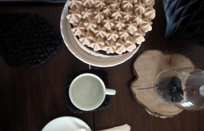 Schokoladen-Bananen-Törtchen zum Wochenende