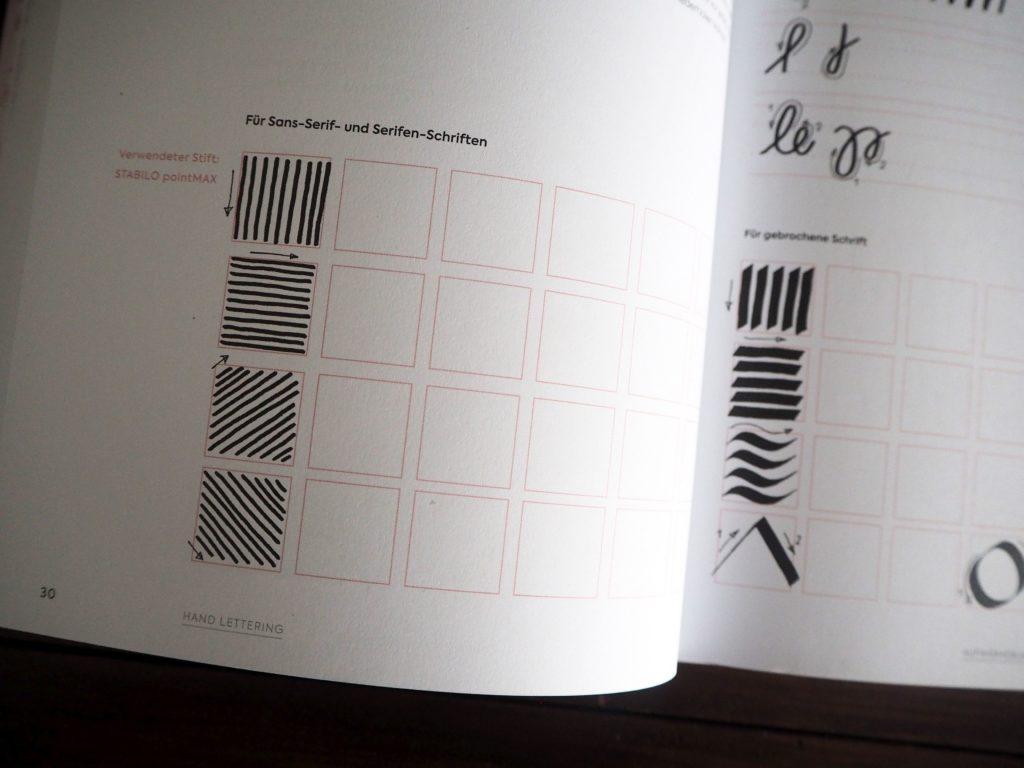 2017-11-skoen-och-kreativ-sonntagslektuere-november-hand-lettering-alphabete-frau-hoelle-buch (15)
