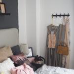 {Interior} Tolle Farbkombi für's Schlafzimmer: Zartes Rosé & Gelb