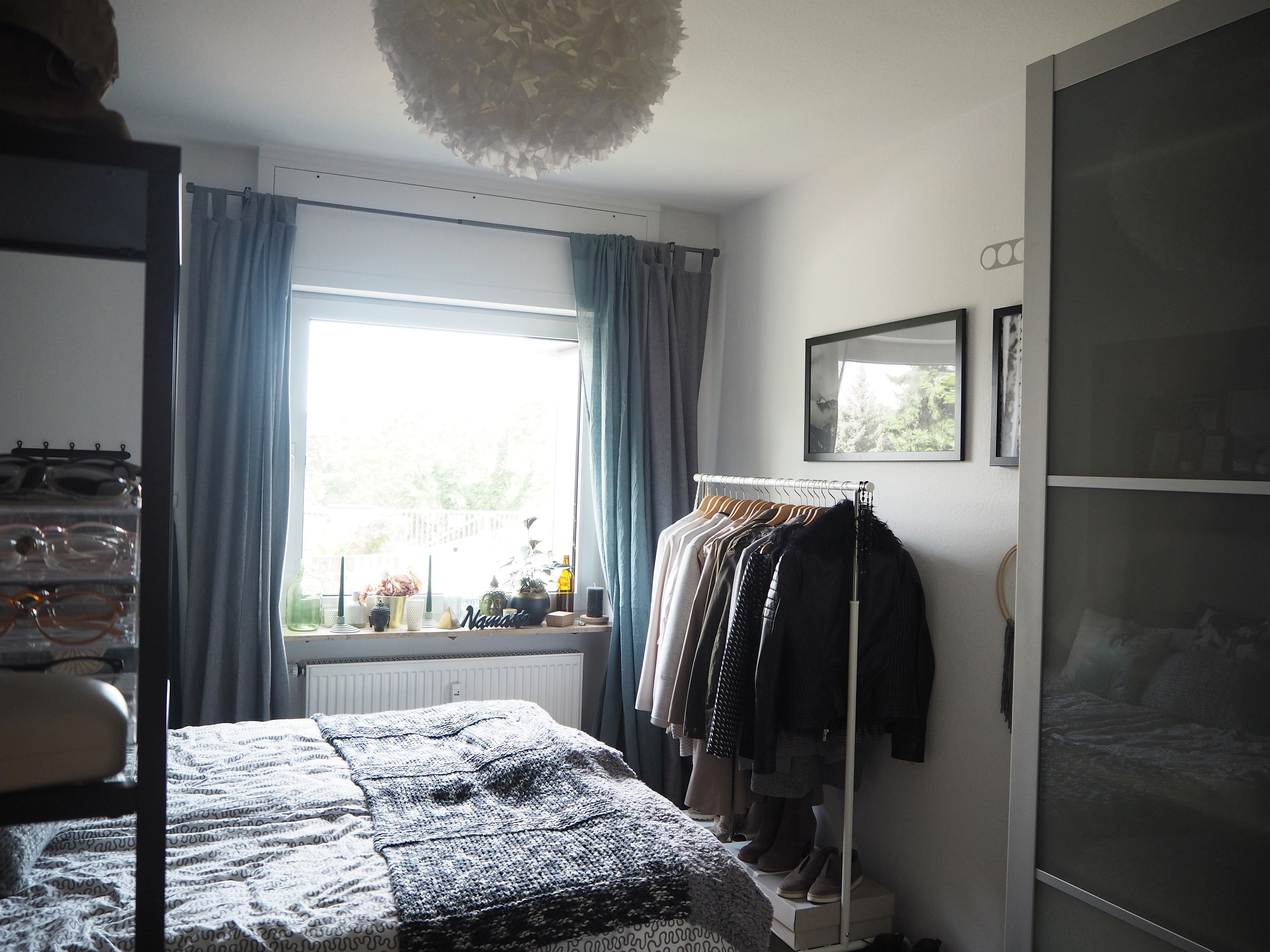 2018 06 Skoen Och Kreativ Interior Schlafzimmer Wandgestaltung  ...