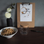 {DIY} God Jul: Lettering # Müsligläser als Geschenkidee für Frühstückshelden