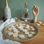 {FOOD} God Jul: Vanille-Cookies mit Johannisbeermarmelade